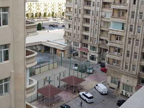 3 otaqlı yeni tikili - Nəriman Nərimanov m. - 135 m²