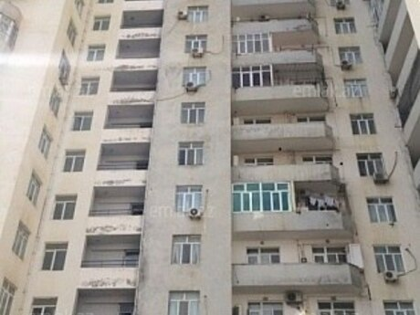 1 otaqlı yeni tikili - İnşaatçılar m. - 45 m²