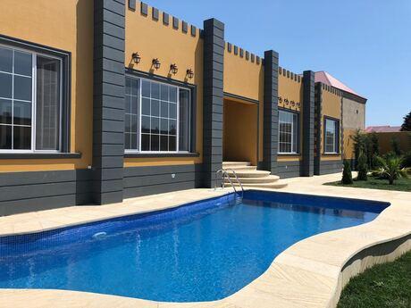 5 otaqlı ev / villa - Mərdəkan q. - 240 m²