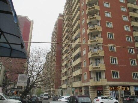 2 otaqlı yeni tikili - Nəsimi r. - 115 m²