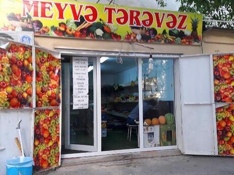 Qaraj - Sahil m. - 20 m²
