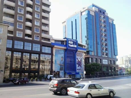 3-комн. новостройка - Насиминский  р. - 115 м²