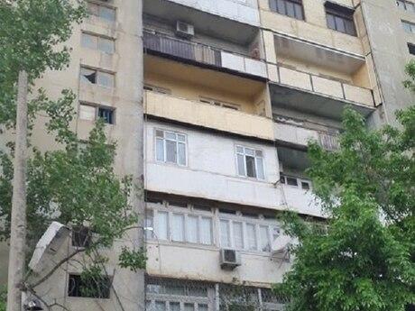 5 otaqlı köhnə tikili - Əhmədli m. - 110 m²