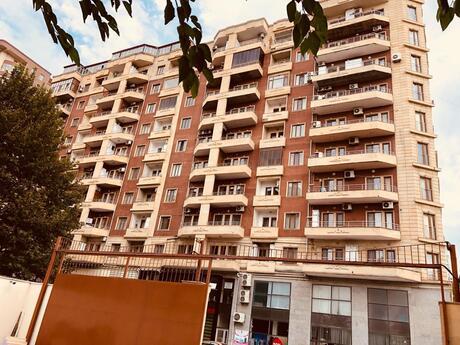 3 otaqlı yeni tikili - Nərimanov r. - 140 m²
