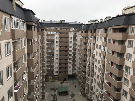 2-комн. новостройка - Хырдалан - 59.3 м²