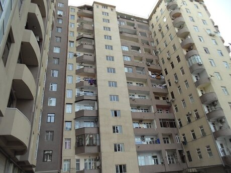 2-комн. новостройка - м. Низами - 85 м²