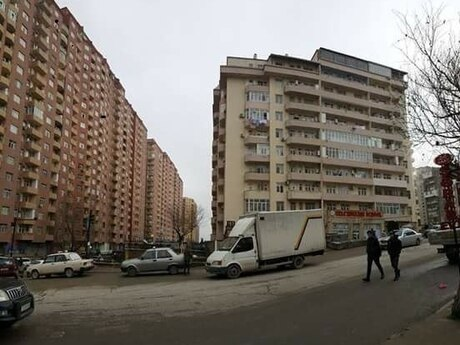 2 otaqlı yeni tikili - Yeni Yasamal q. - 56 m²
