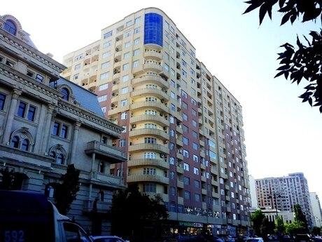 3-комн. новостройка - Насиминский  р. - 140 м²