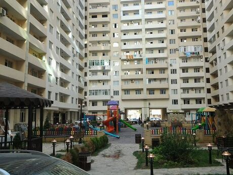 3-комн. новостройка - м. Ази Асланова - 92 м²