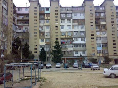 2 otaqlı köhnə tikili - Xalqlar Dostluğu m. - 54 m²