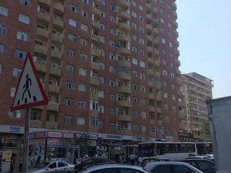 3 otaqlı yeni tikili - Yeni Yasamal q. - 107 m²