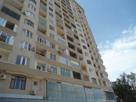 4-комн. новостройка - м. Эльмляр Академиясы - 162 м²
