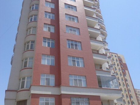 4-комн. новостройка - Ясамальский р. - 185 м²