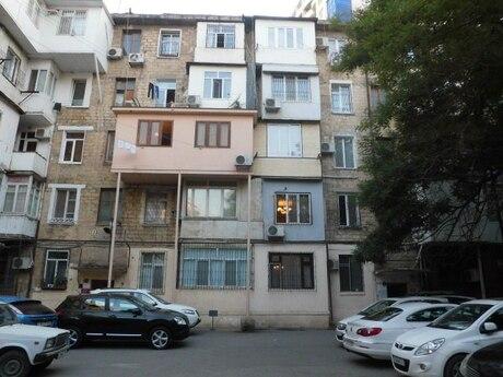 3 otaqlı köhnə tikili - Nərimanov r. - 50 m²