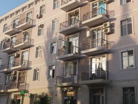 1 otaqlı köhnə tikili - Sahil m. - 34 m²