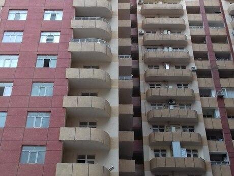 3 otaqlı yeni tikili - İnşaatçılar m. - 117 m²