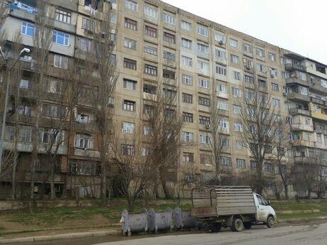 3 otaqlı köhnə tikili - Həzi Aslanov m. - 74 m²