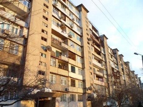 4 otaqlı köhnə tikili - Yasamal r. - 96 m²