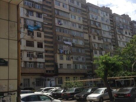 3 otaqlı köhnə tikili - Gənclik m. - 85 m²