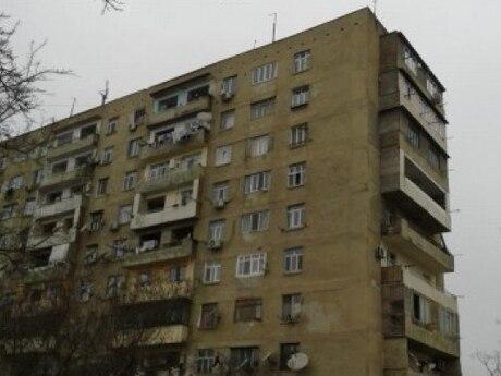 2 otaqlı köhnə tikili - Yasamal r. - 80 m²