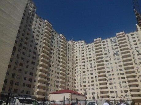 2 otaqlı yeni tikili - Binəqədi r. - 83 m²