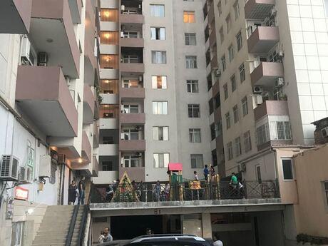 3-комн. новостройка - м. Низами - 98 м²