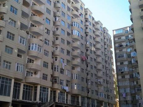 2 otaqlı yeni tikili - Yeni Yasamal q. - 57 m²