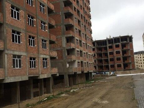 2-комн. новостройка - Хырдалан - 60.9 м²
