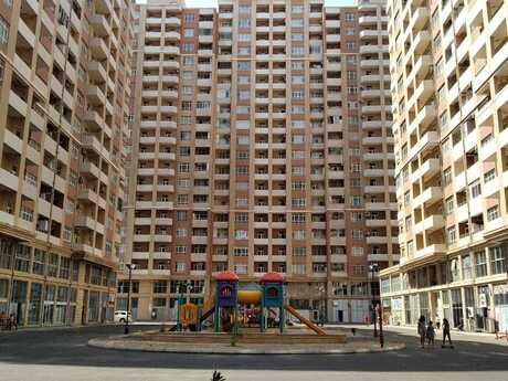 2-комн. новостройка - м. Шах Исмаил Хатаи - 94 м²