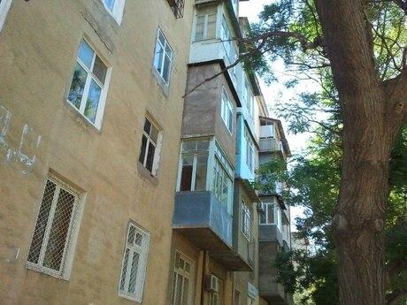 1-комн. вторичка - Ясамальский р. - 39 м²