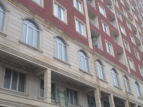 2-комн. новостройка - Насиминский  р. - 65 м²