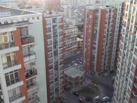 3 otaqlı yeni tikili - Nəriman Nərimanov m. - 92 m²