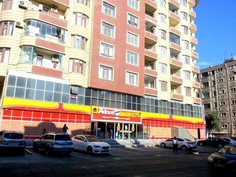 3-комн. новостройка - Насиминский  р. - 100 м²