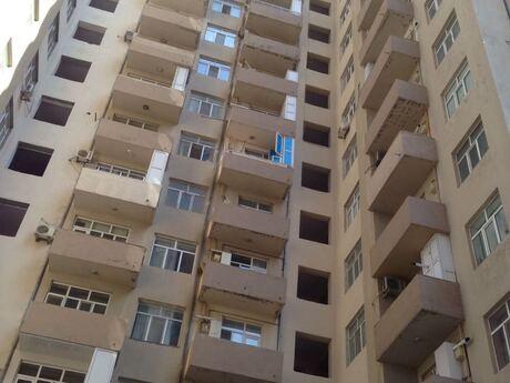 2 otaqlı yeni tikili - Həzi Aslanov m. - 83 m²