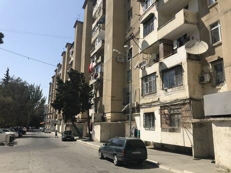 4 otaqlı köhnə tikili - Əhmədli q. - 100 m²