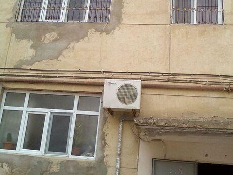 3 otaqlı köhnə tikili - Lökbatan q. - 85 m²