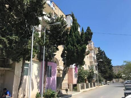 4 otaqlı köhnə tikili - Mərdəkan q. - 90 m²