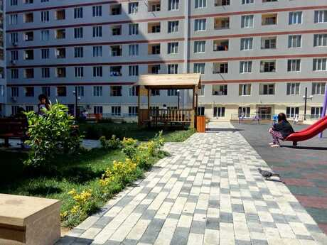 2 otaqlı yeni tikili - Yeni Yasamal q. - 48 m²