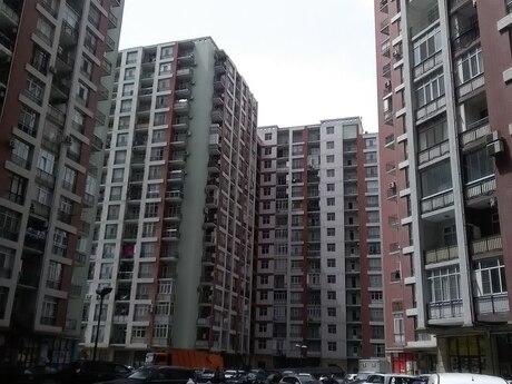 2-комн. новостройка - м. Нариман Нариманова - 82 м²