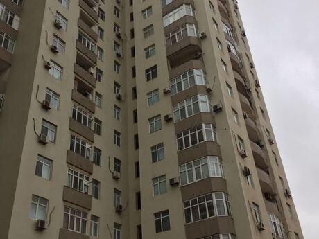 3 otaqlı yeni tikili - Dərnəgül m. - 110 m²