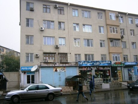 1 otaqlı köhnə tikili - 20 Yanvar m. - 29 m²