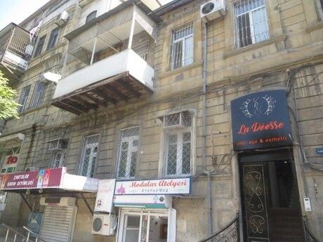 3 otaqlı ofis - Nizami m. - 150 m²