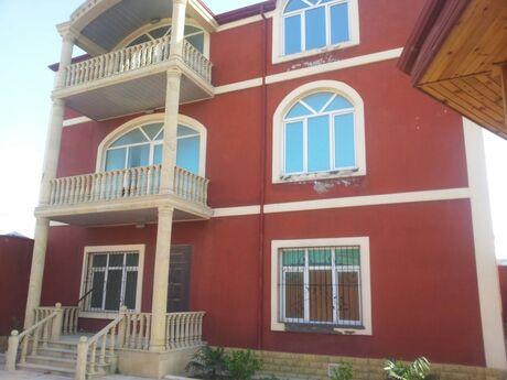 9 otaqlı ev / villa - Sulutəpə q. - 450 m²