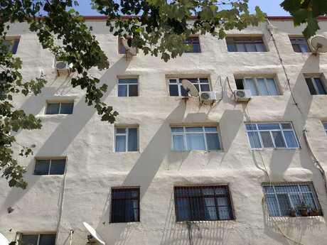 3 otaqlı köhnə tikili - Lökbatan q. - 73.1 m²