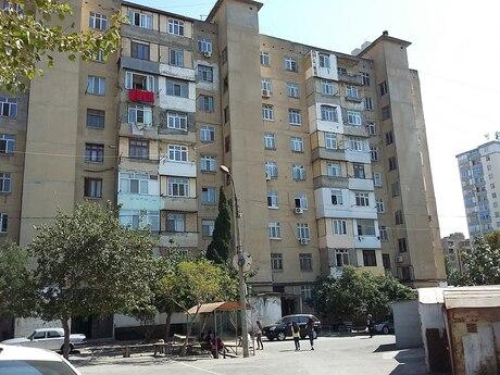 3 otaqlı köhnə tikili - Həzi Aslanov m. - 120 m²