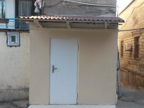 1 otaqlı köhnə tikili - Sabunçu q. - 20 m²