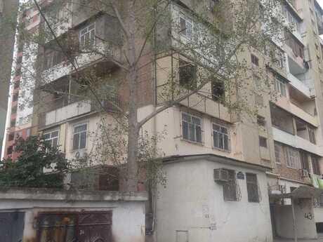 2 otaqlı köhnə tikili - Memar Əcəmi m. - 58 m²