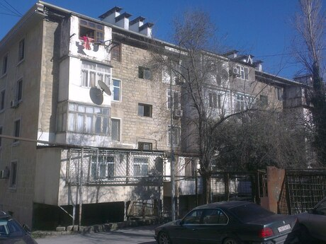 1-комн. вторичка - Бинагадинский р. - 28 м²
