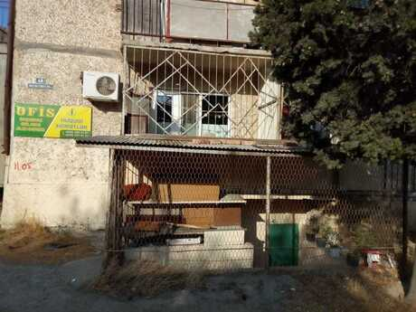 1 otaqlı köhnə tikili - Günəşli q. - 40 m²