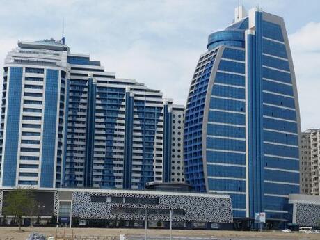 5 otaqlı yeni tikili - Şah İsmayıl Xətai m. - 450 m²